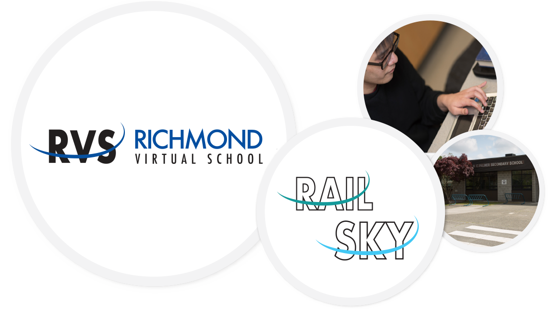Richmond Virtual School collage