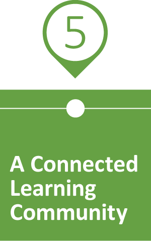 A Connected Learning Community
