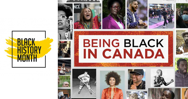 Black History Month: Being Black in Canada